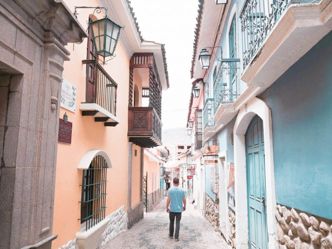 Calle Jaen in Photos