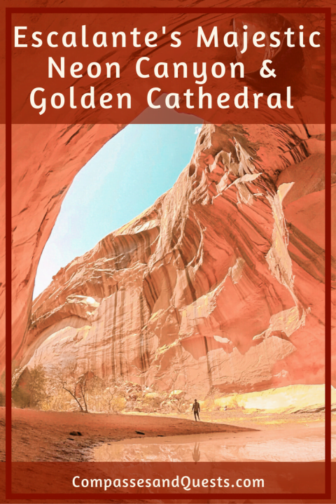 Neon Canyon and the Golden Cathedral