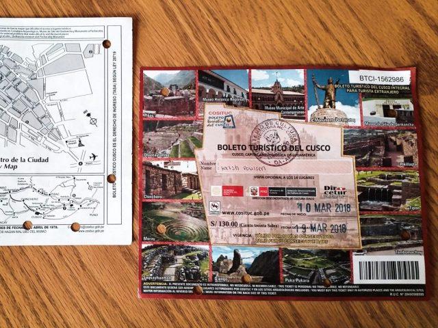 Boleto Touristico – Cusco Tourist Ticket