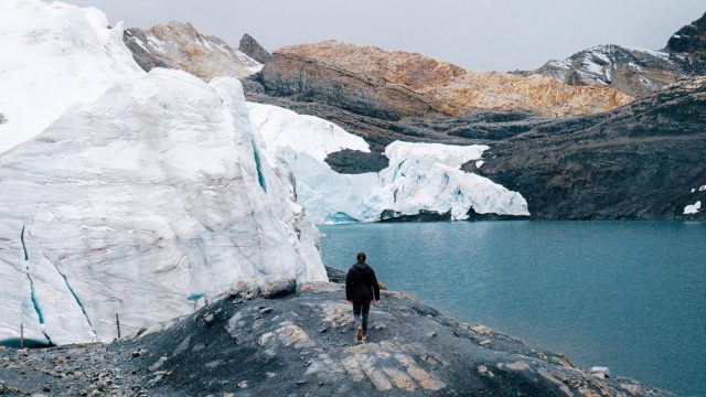 Pastoruri Glacier was another awesome tour that we took