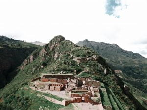 Pisac Ruins: Walking the Agricultural Terraces and Stairs of the Incas