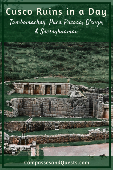 Cusco Ruins Pinterest Pin