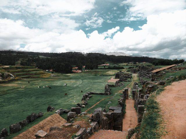Views from atop Sacsayhuaman