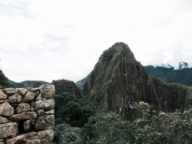 Machu Picchu is busy any time of the year