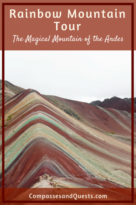 Rainbow Mountain Tour: The Magical Mountain of the Andes