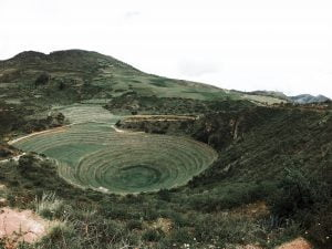 Maras and Moray: Picturesque Salt Mines and Incan Agricultural Terraces