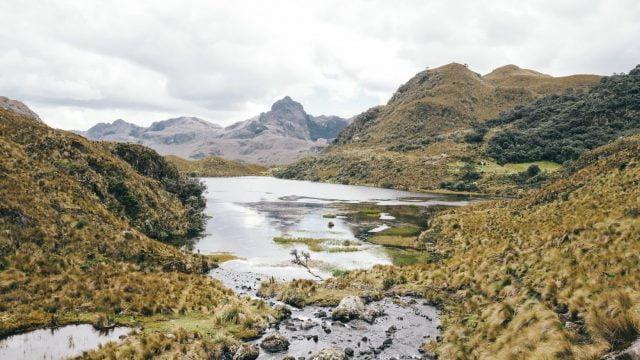 The serene Laguna Patoquinuas