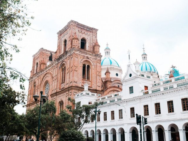 Final – Cuenca Church Central Blue Domes 3