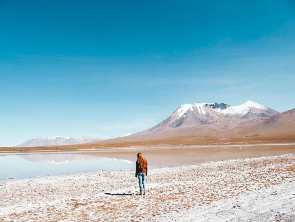 You certainly can't argue that Bolivia is beautiful