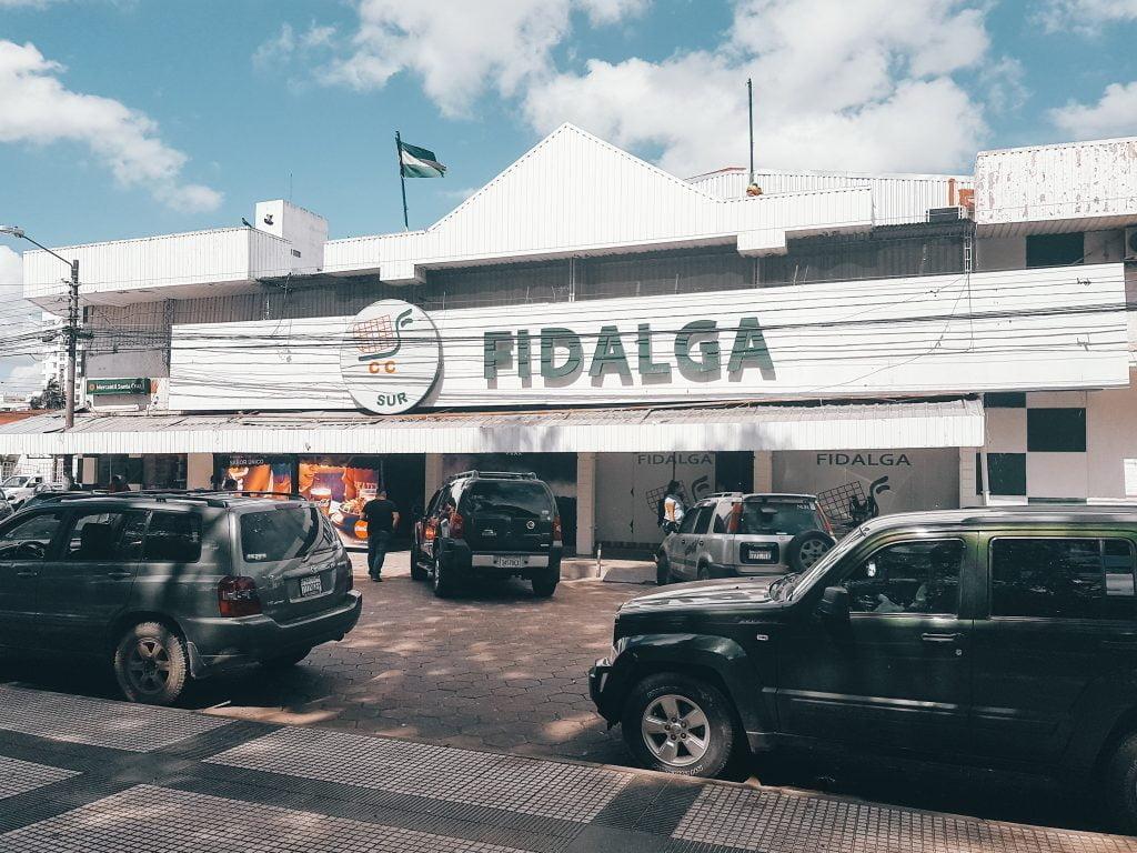 Fidalga is a popular chain grocery store