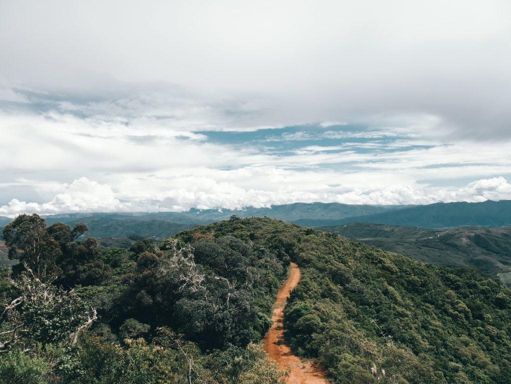 The vast beauty of Amboró National Park