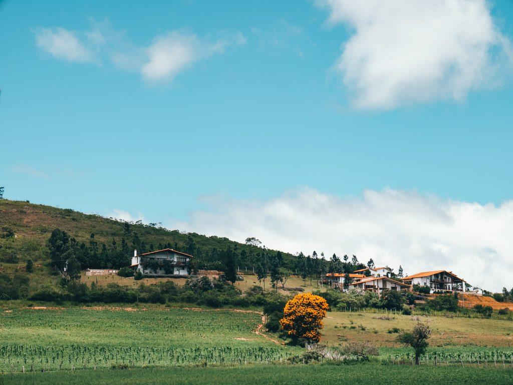 Samaipata's serene countryside
