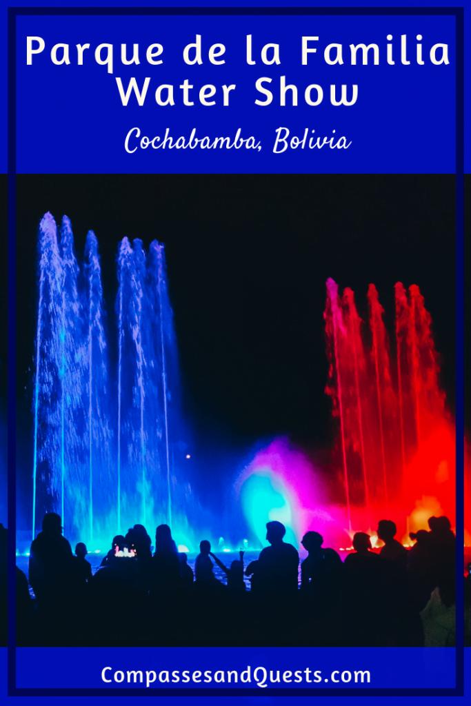 Parque de la Familia in Cochabamba Pin