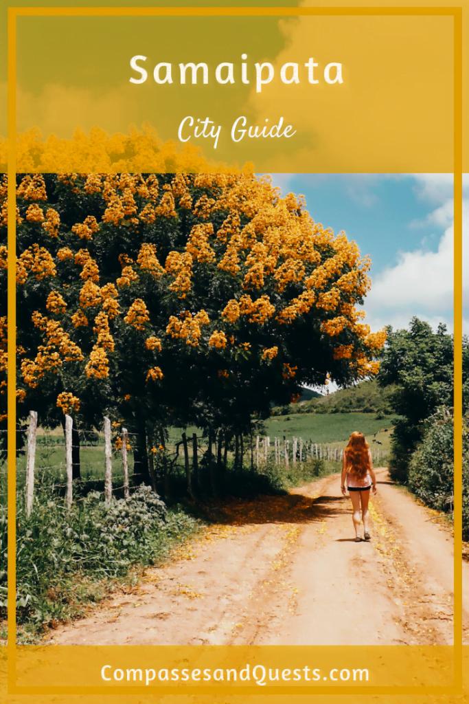 Samaipata City Guide Pin