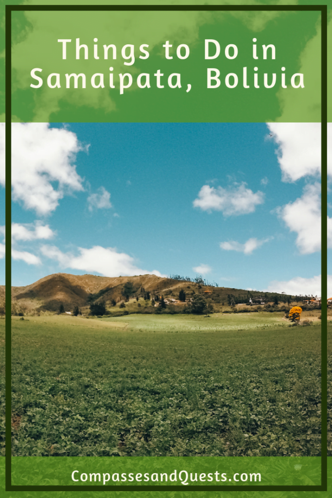 Things to do in Samaipata Pin