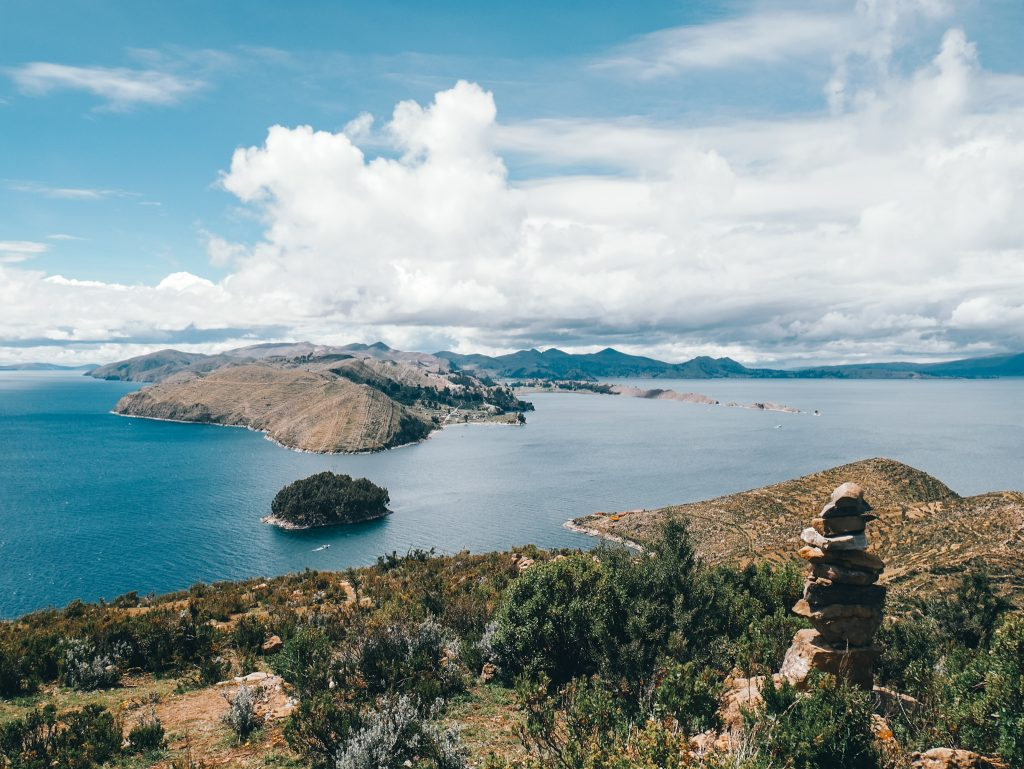 There's a reason Isla Del Sol is such a popular attraction. Look at that view!