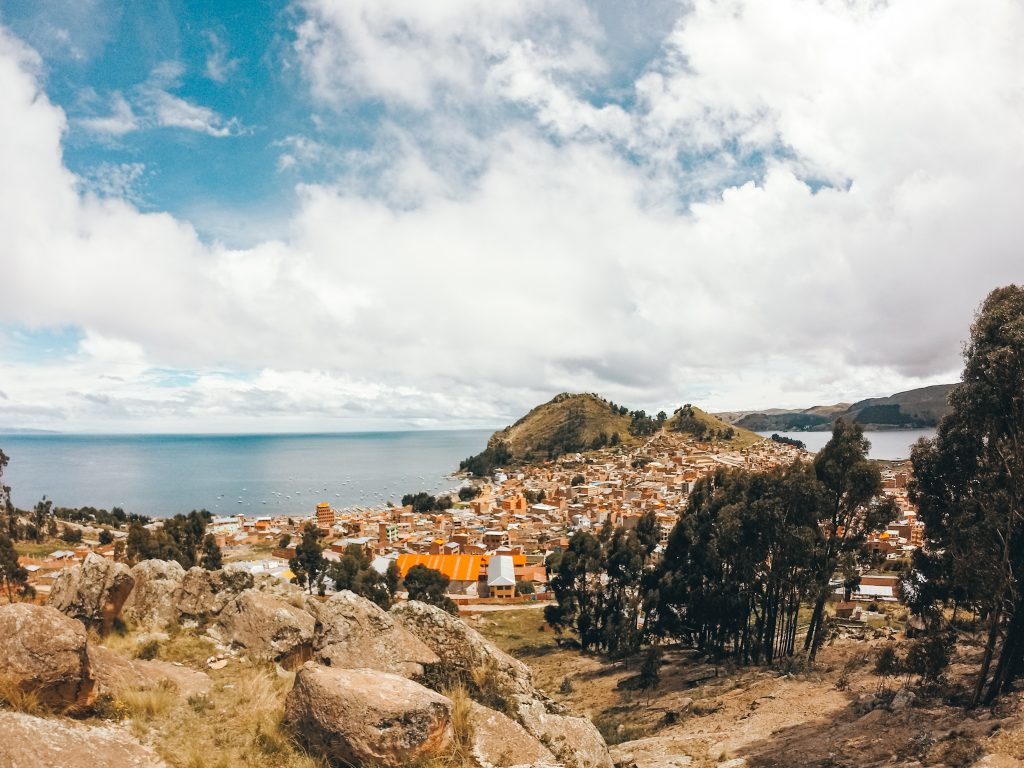 There are many trails around town, making hiking one of the best things to do in Copacabana