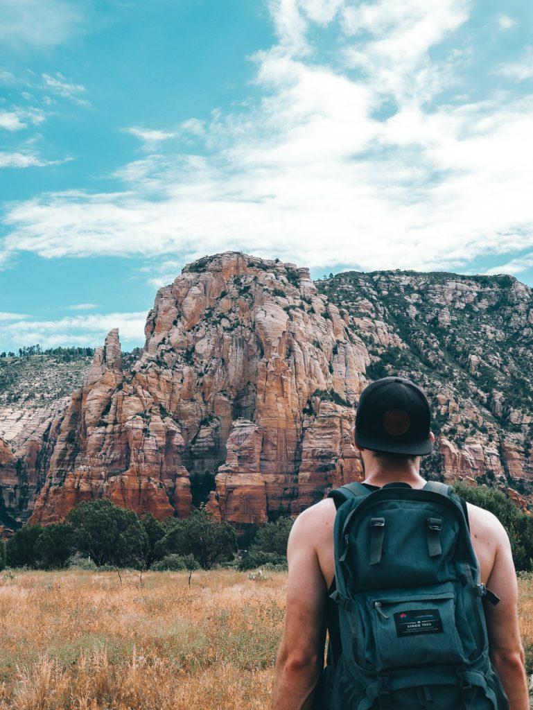 Views along Brin's Mesa Trail