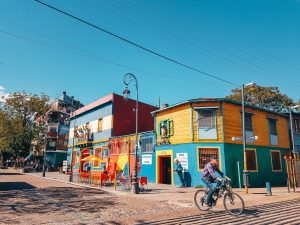 La Boca: Buenos Aires' Vibrant Neighborhood