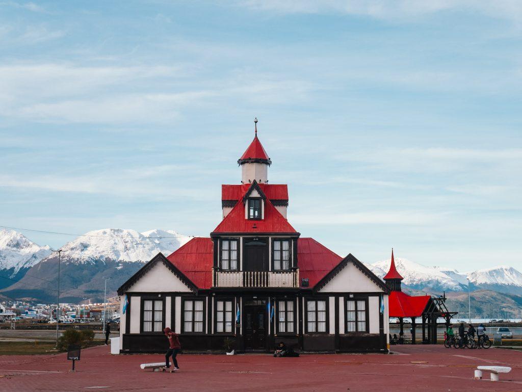 Architecture in Ushuaia