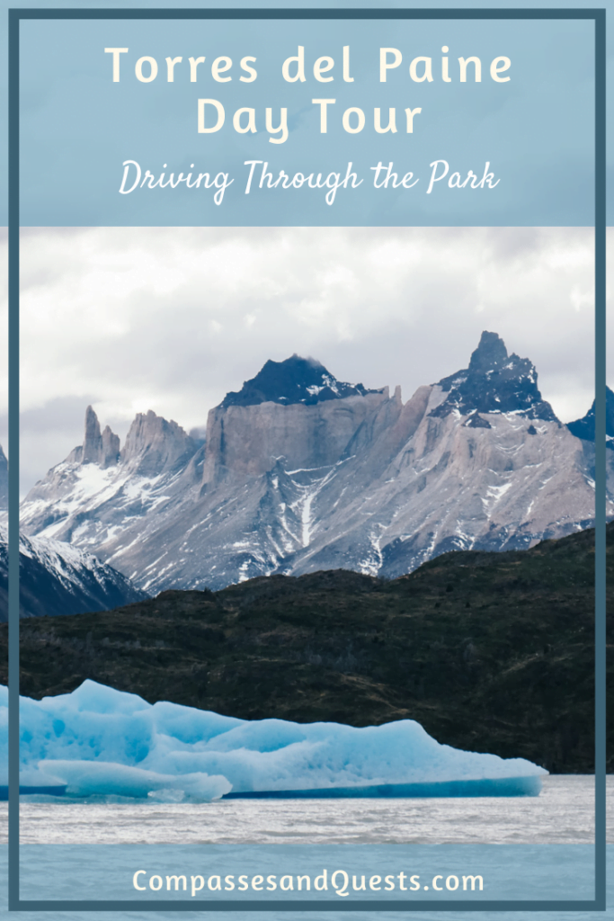 Torres del Paine Day Tour Pin